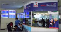 Pharmacy of Medica Superspecialty Hospital