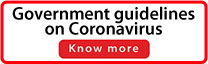 Government guidelines on Coronavirus