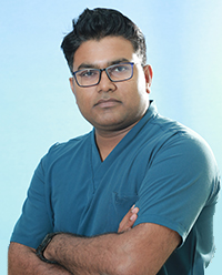 Dr. Pankaj Gupta, Medica