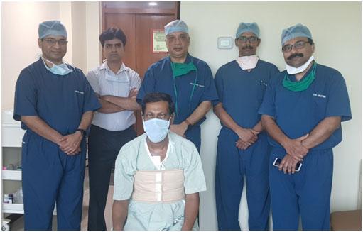 Heart Transplant in times of CORONA