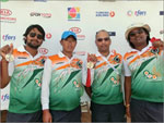 Indian National Archery Team