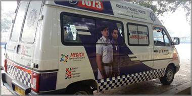 Medica Karma Ambulance
