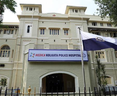 Medica Kolkata Police Hospital